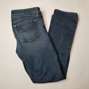 6P GAP Real Straight Jeans Size 28 / 6P